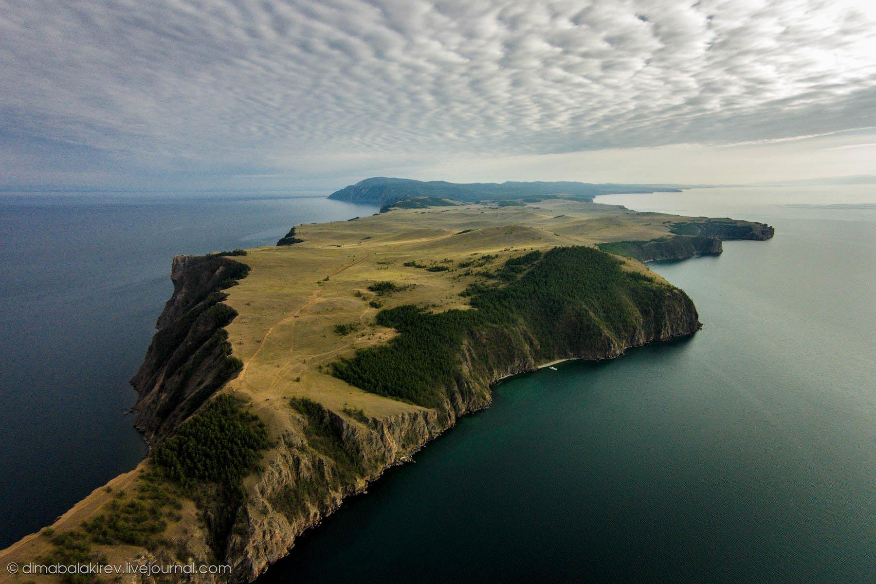 Остров Ольхон, Байкал