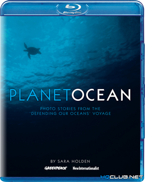 Планета-океан / Planet Ocean (2012/BDRip/HDRip)