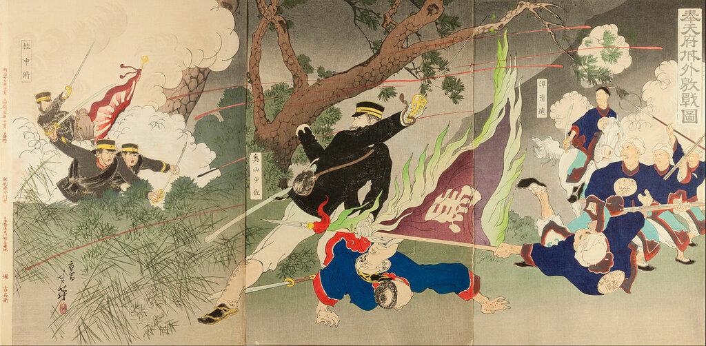 1280px-Migita_Toshihide_-_Battle_on_the_outskirts_of_Fengtianfu_-_Google_Art_Project.jpg