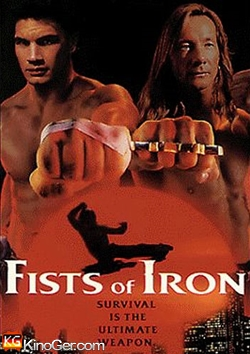 Karate Tiger 8 - Fist of Iron (Uncut) (1994)