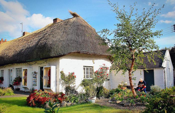 Адэр, самая красивая деревня Ирландии 0 10cf97 280d8bcd orig
