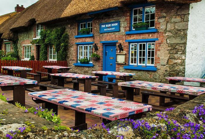 Адэр, самая красивая деревня Ирландии 0 10cfa8 72679789 orig