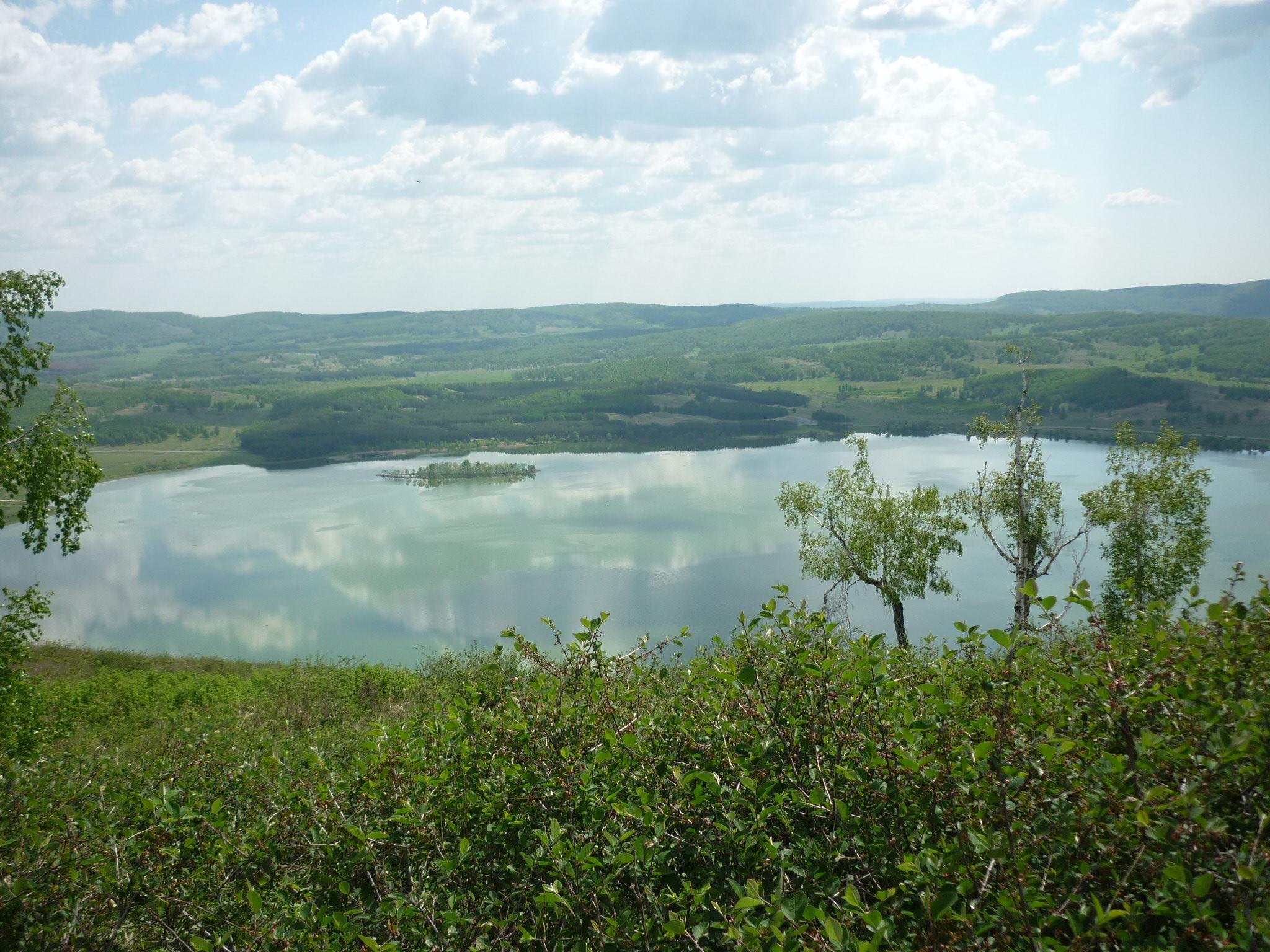 Озеро Аушкуль (03.07.2015)