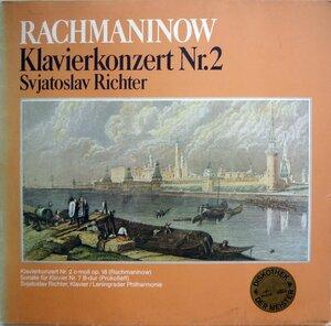 Svjatoslav Richter – Rachmaninow, Prokofieff (1975) [Melodia Auslese, 64 059]