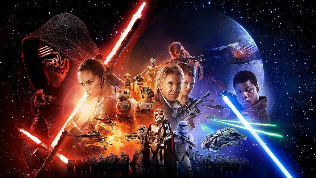 Мои впечатления про новые Звездные войны. Без спойлеров