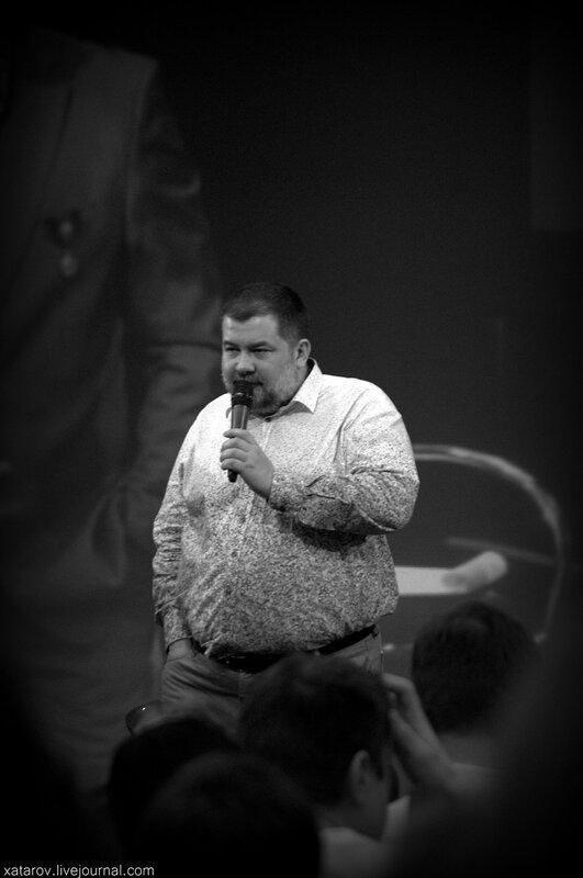 Роскон 2015 в Forum Hall