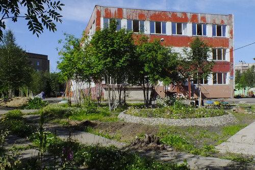 Фотография Инты №7051  Юго-восточный угол Воркутинской 9 (детский сад