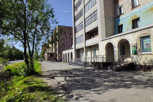 Фото города Инта №7088  Куратова 74 и 70 13.08.2014_12:16