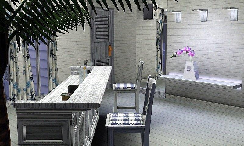 Summer villa in Simtebel by Dolkin