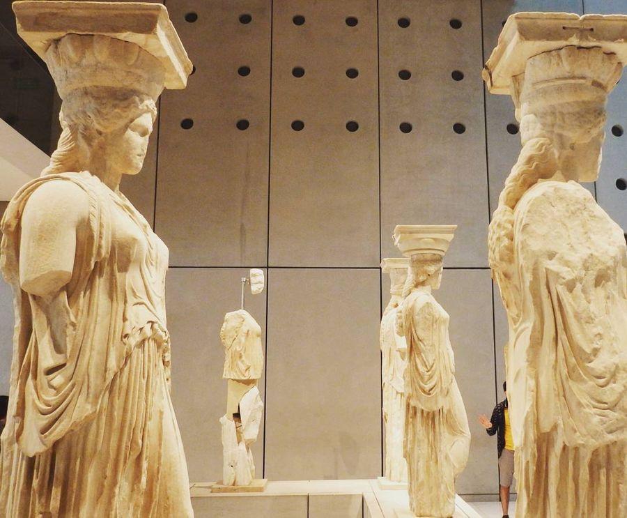 11. Новый музей Акрополя (Афины, Греция) Сложное, дорогостоящее и затяжное строительство музея было