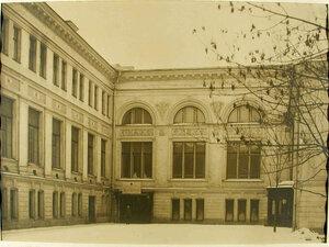 Общий вид здания лазарета