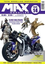 Журнал Max Modeller Issue 14