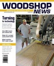 Журнал Woodshop News №10 2012