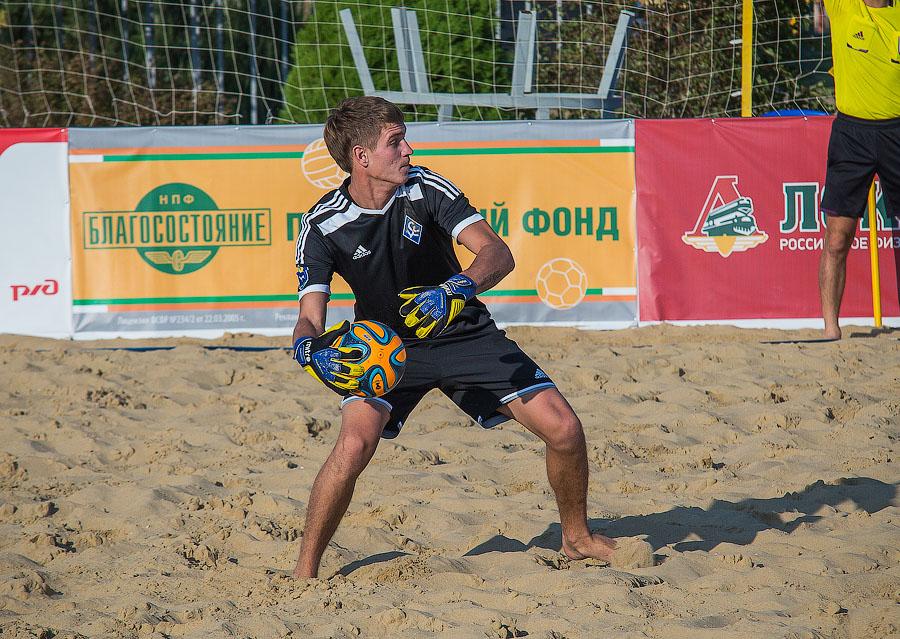 Анапа пляжный футбол