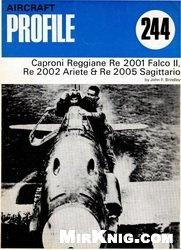 Книга Reggiane Re.2001 Falco II Re.2002 & Re.2005 [Aircraft Profile 244]