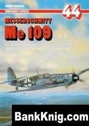 Monografie Lotnicze 44. Messerschmitt Bf-109, p.3