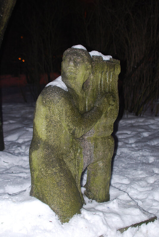 Зимний Выборг (часть 3, заключительная)