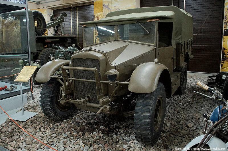 Весна. Моторы войны. Morris C4. 09.05.14.02..jpg