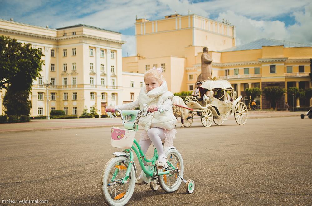 Смоленск, площадь Ленина