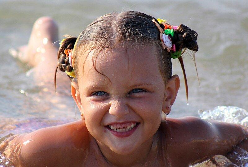 Морская улыбка :)