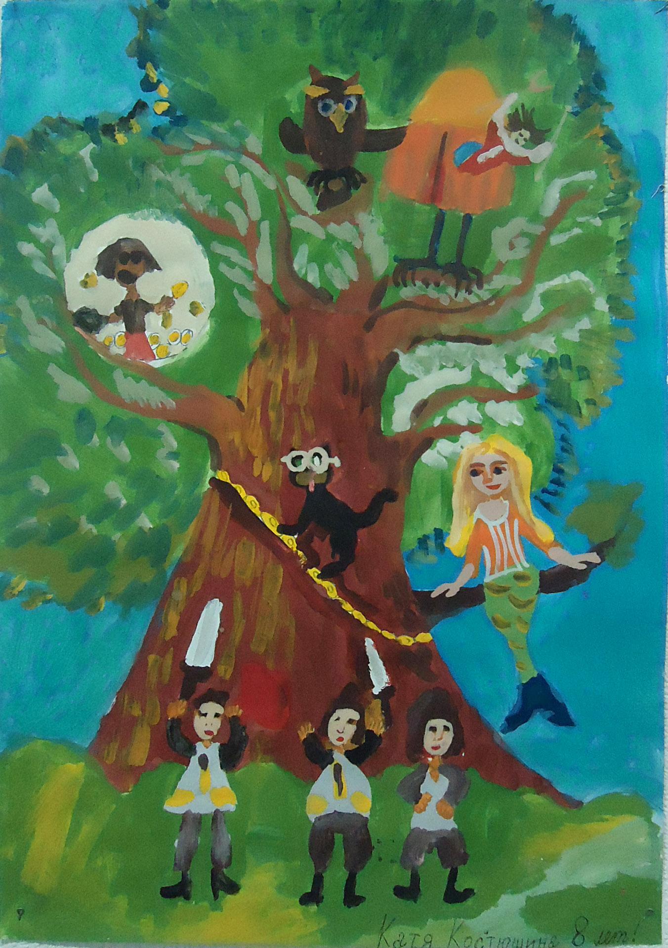 Для моей Программы ИЗО фото работ детей.