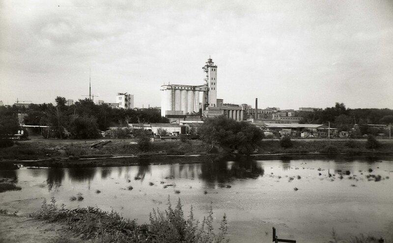 Река Челябка
