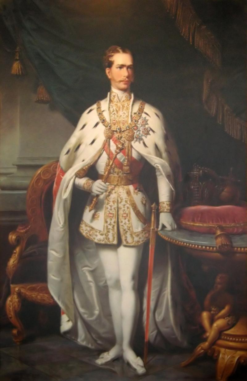 Император Франц Иосиф I