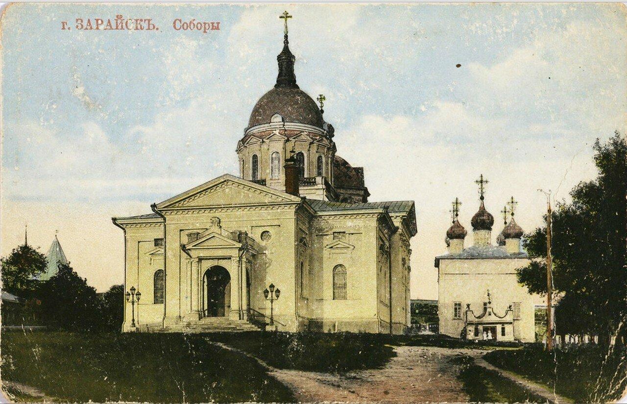 Иоанно-Предтеченский и Никольский соборы