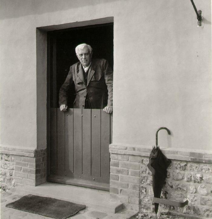 1953. Жорж Брак. Варенжвиль