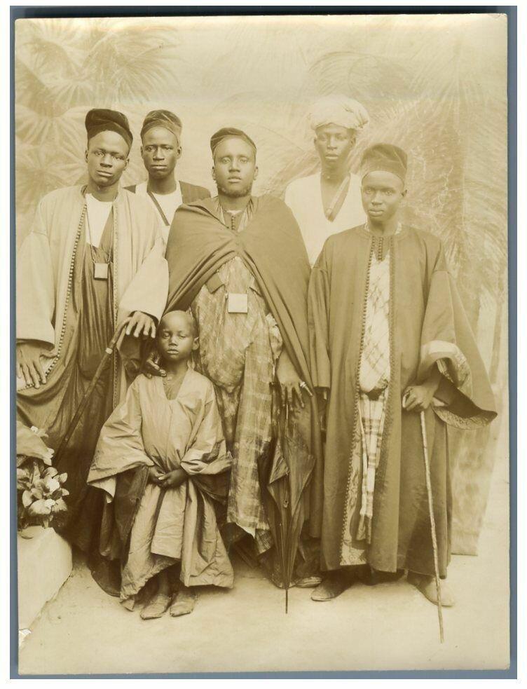 Посещение важной особы.1895