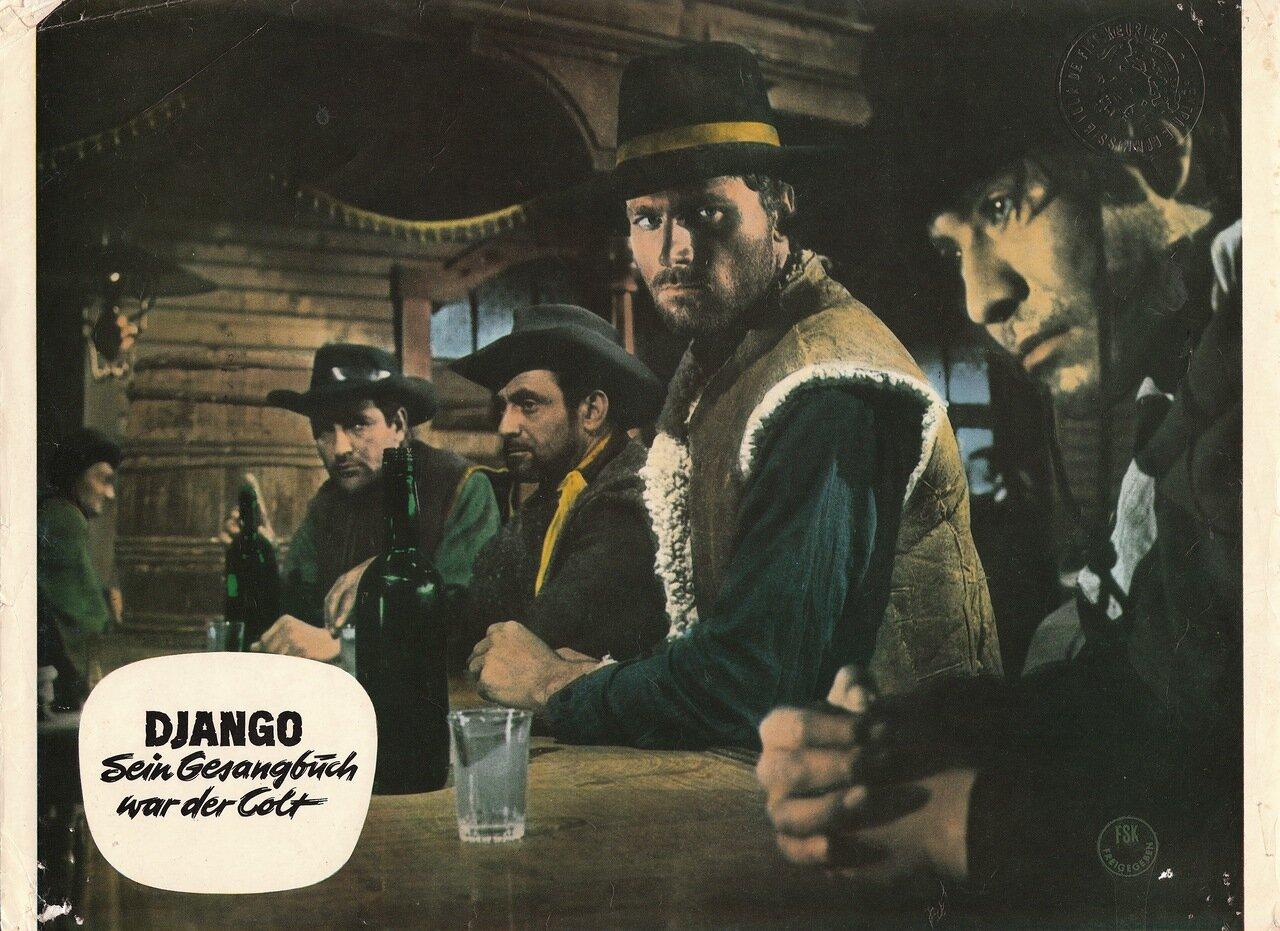 1966. Tempo Di Massacro \ Кольт пропел о смерти