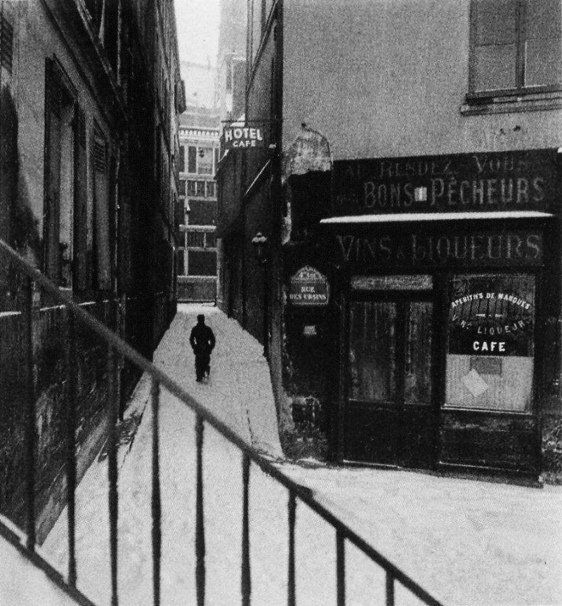 1945. Медвежья улица
