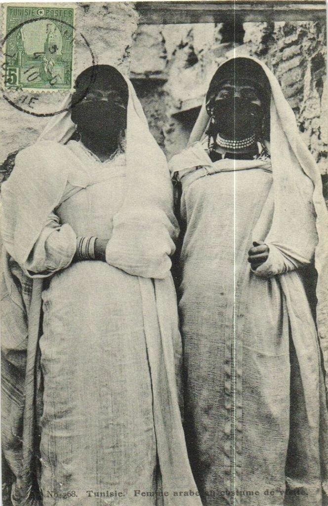 Арабская традиционная одежда