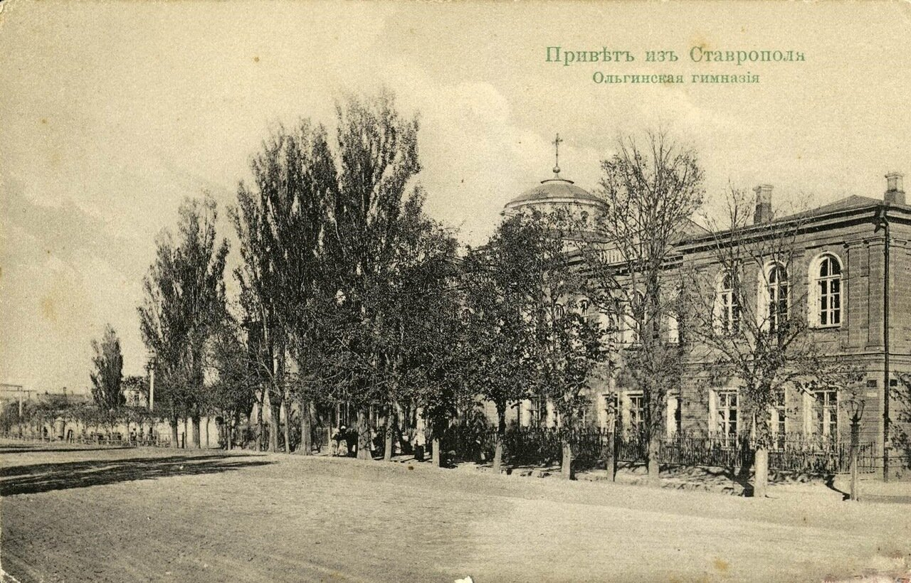 Ольгинская гимназия