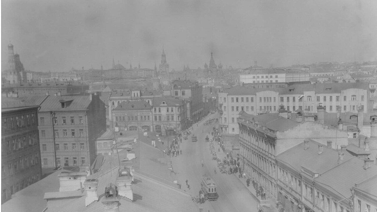 39. Панорама города