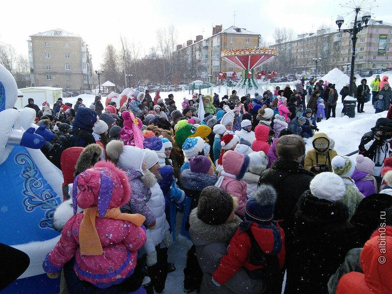 Парад Дедов Морозов