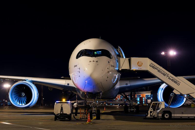 Airbus A350-941 (F-WWYB) Airbus D807007