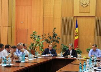 Правительство РМ ищет решения в связи с эмбарго России