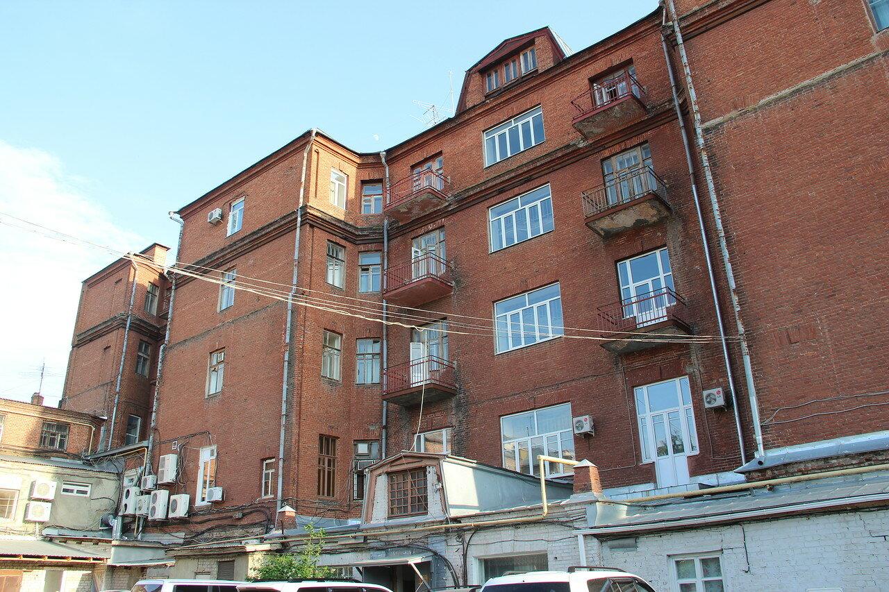 Гостиница Волга с изнанки, Саратов
