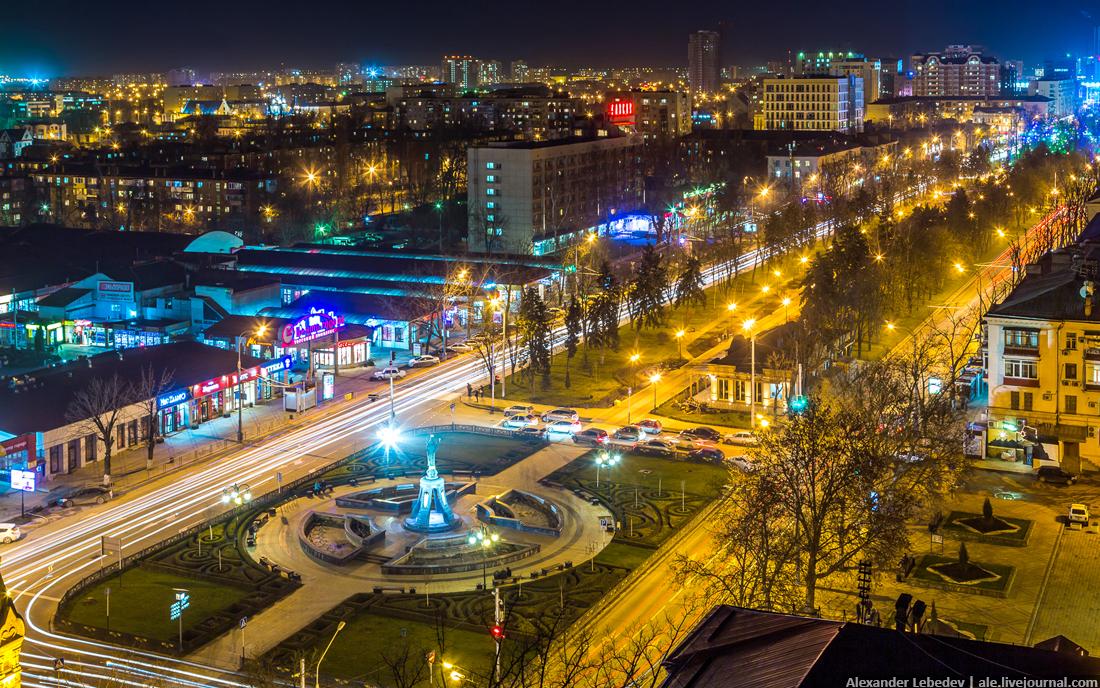Города России: Краснодар