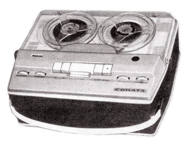 магнитофон ''Соната''