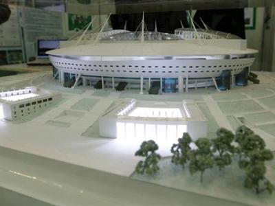 Петербуржцам ждать стадиона на Крестовском острове осталось два года