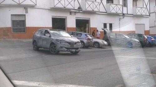 Renault испытывает очередной внедорожник