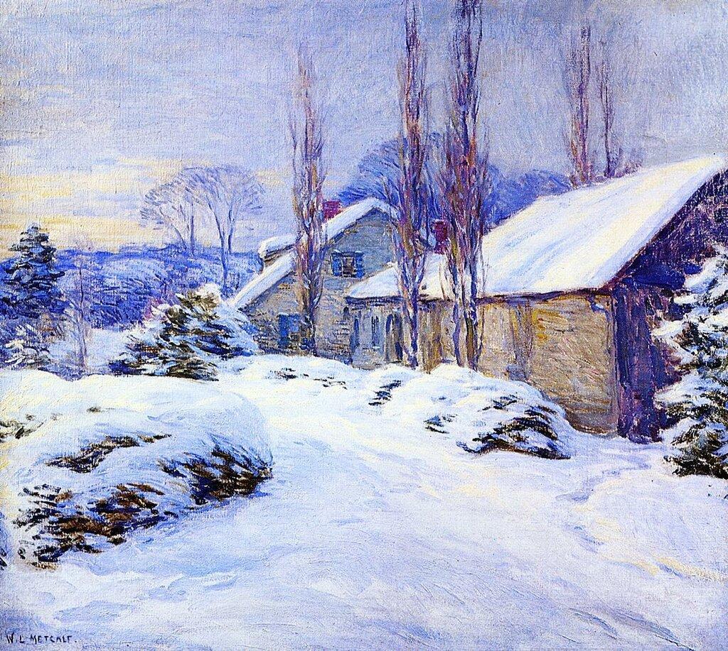 Winter Afternoon, 1917.jpeg
