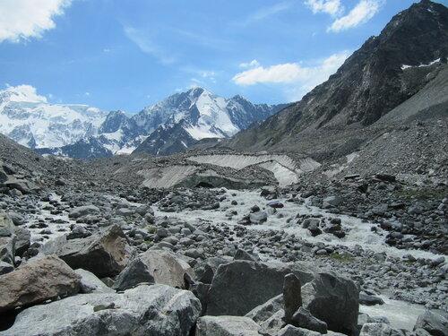 Акемский Ледник