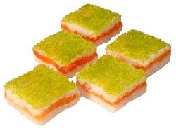 Разновидности суши. Осидзуси
