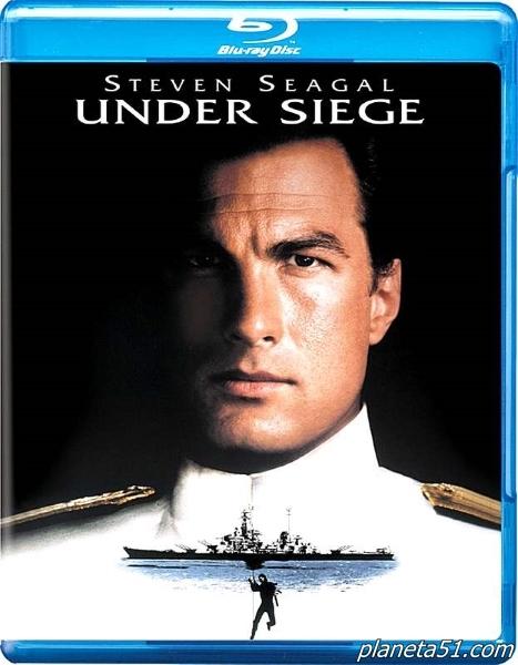 В осаде / Under Siege (1992/HDDVDRip)