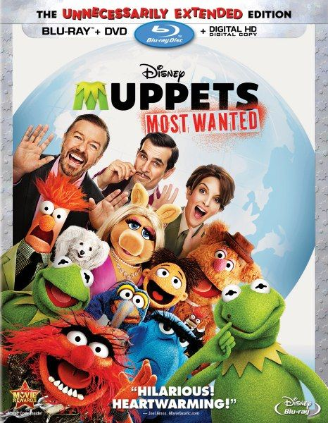 Маппеты 2 / Muppets Most Wanted (2014) BDRip 1080p/720p + HDRip