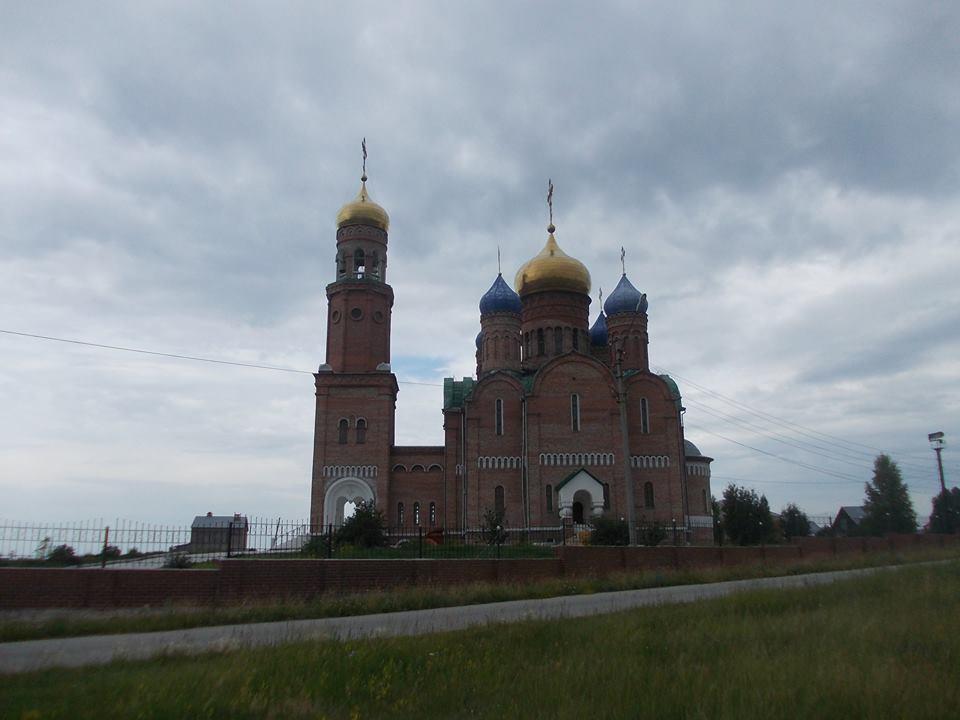 Церковь Михаила Архангела в Коелге (13.07.2015)