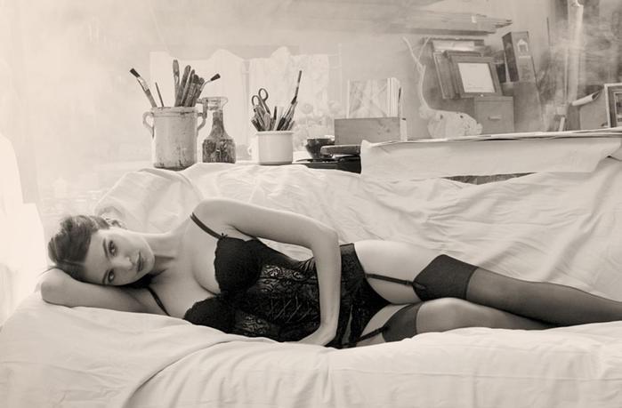 Красивая польская модель Эмили Ратайковски
